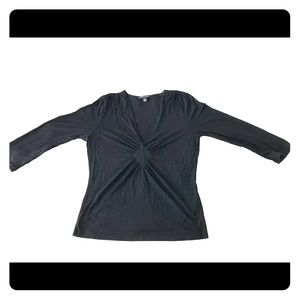 Banana Republic 3/4 length sleeve top
